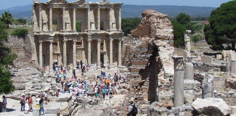 ruínas turquia