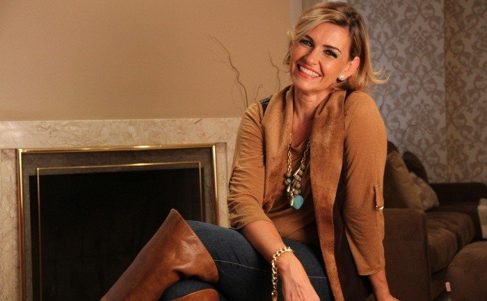 """Apimentando – Jacqueline Meirelles: """"Minha depressão serviu de lição"""""""