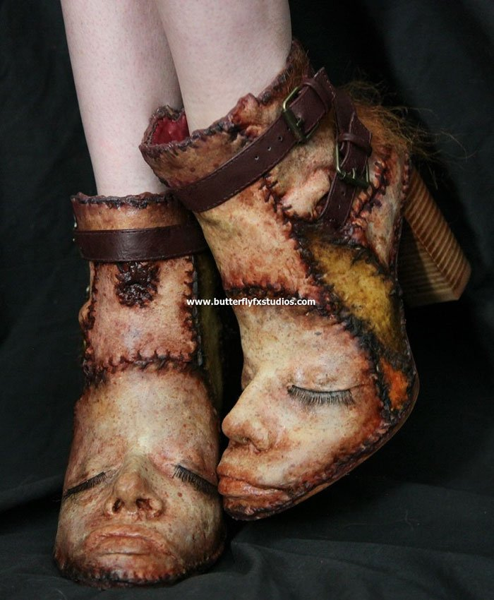 Ed Gein Shoes