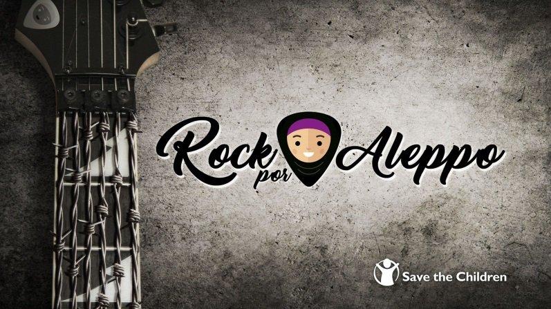 rock por aleppo