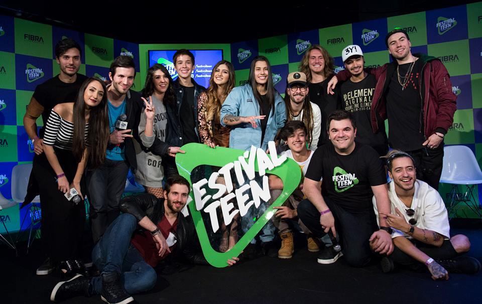 equipe festival teen