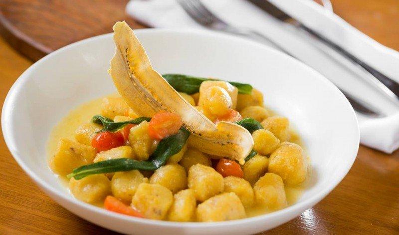 Receita: Aprenda a fazer Gnocchi de Banana