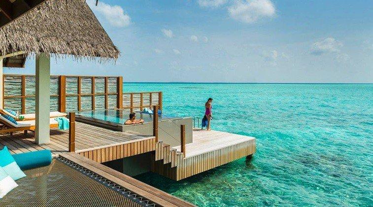 Maldivas terá primeira hospedagem submersa do mundo