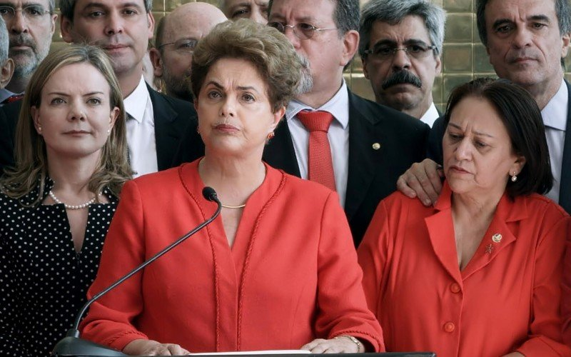"Longa ""O Processo"", sobre o impeachment de Dilma Rousseff lança teaser"