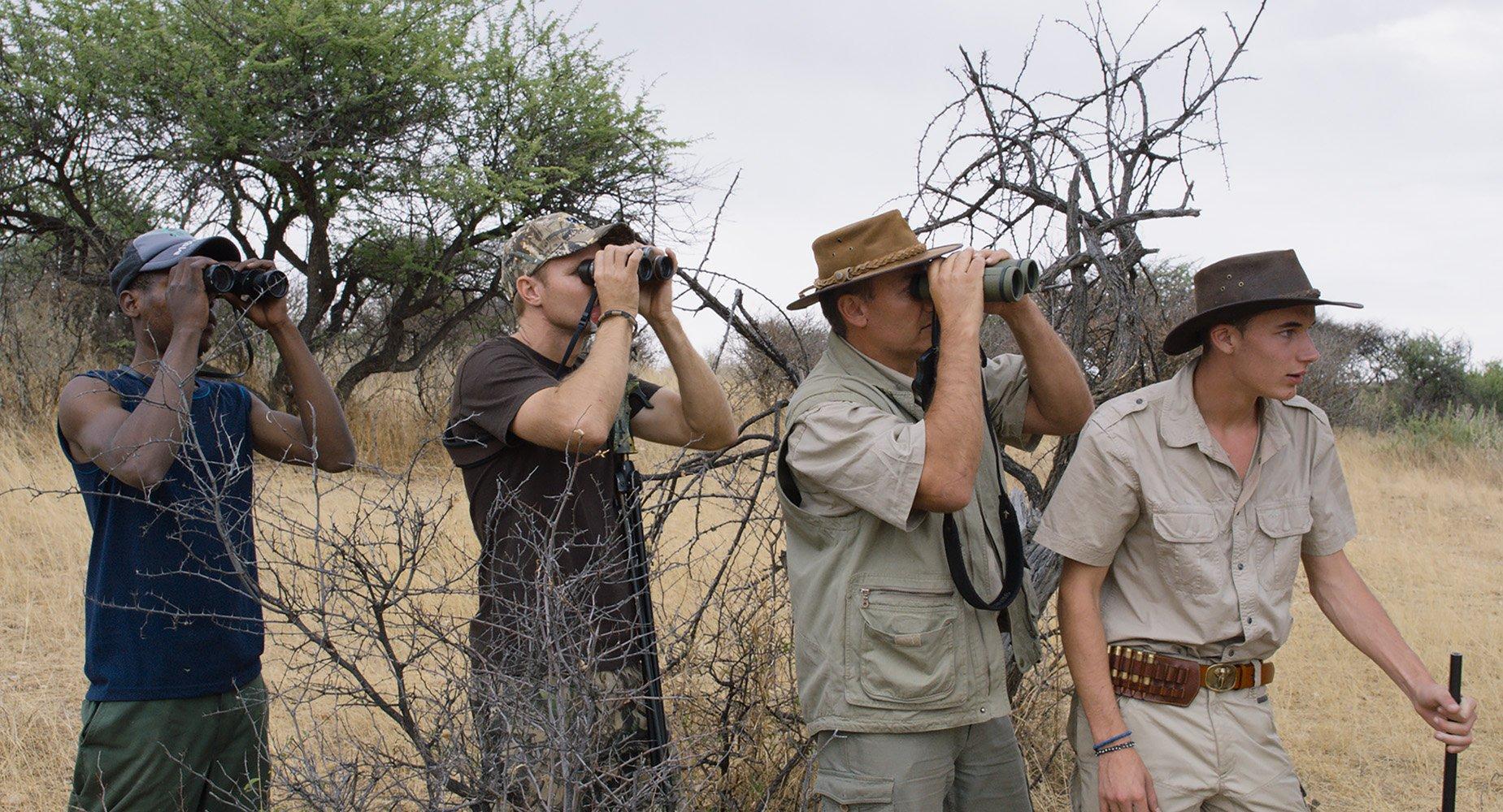 Critica Safari Filme