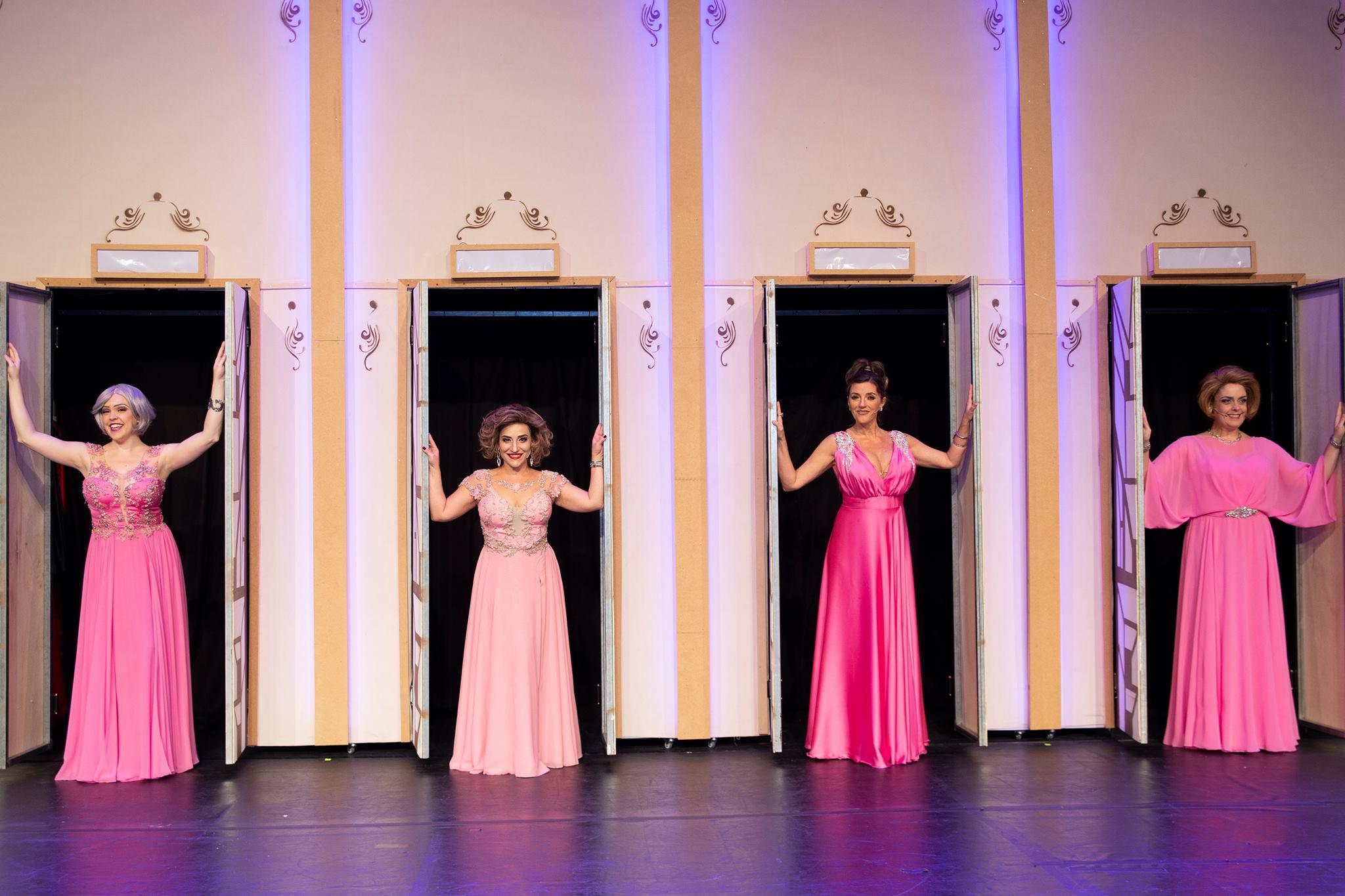 Menopausa O Musical no Teatro Gazeta