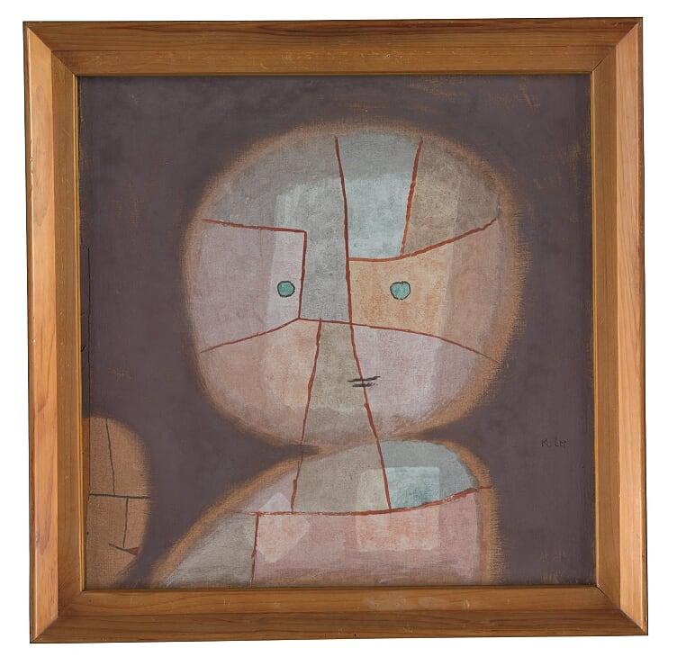 Exposição Paul Klee Equilíbrio Instável