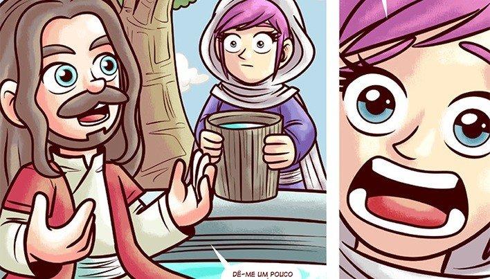 Bíblia em versão mangá é lançada para crianças