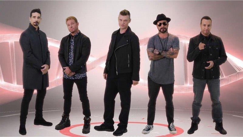 """Backstreet Boys traz maturidade no clipe de """"No Place"""""""