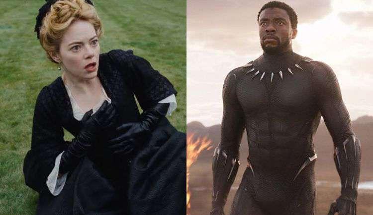 a favorita e pantera negra