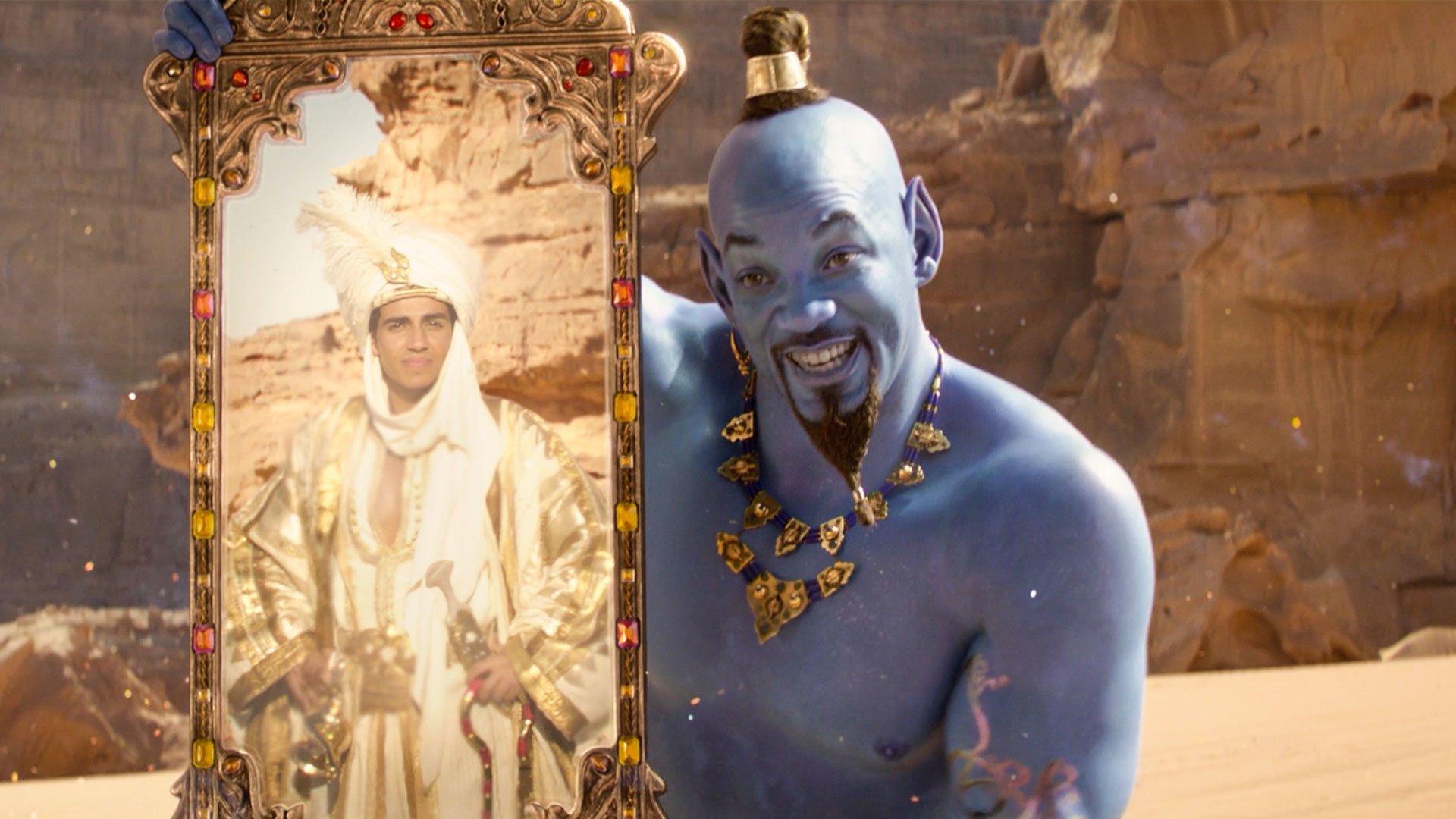 Aladdin Espelho