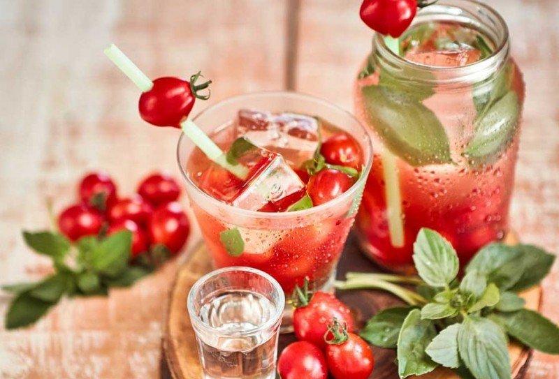 Caipirinha de tomate: Chegou o momento de experimentar