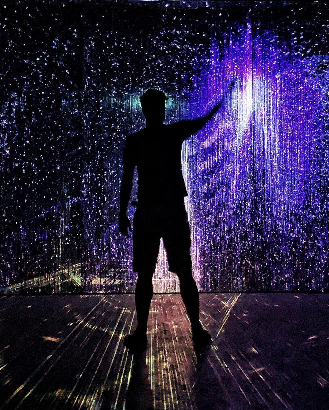 Exposição Somos Todos Feitos de Luz