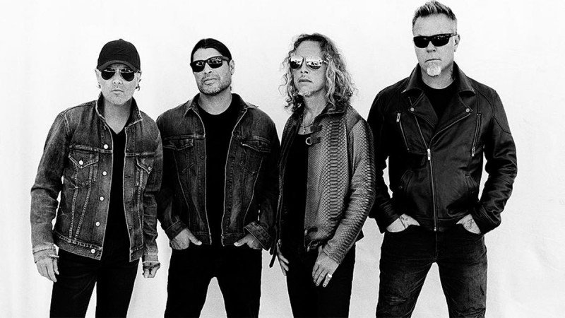"""Metallica disponibiliza na íntegra, show em comemoração ao """"Black Album"""""""