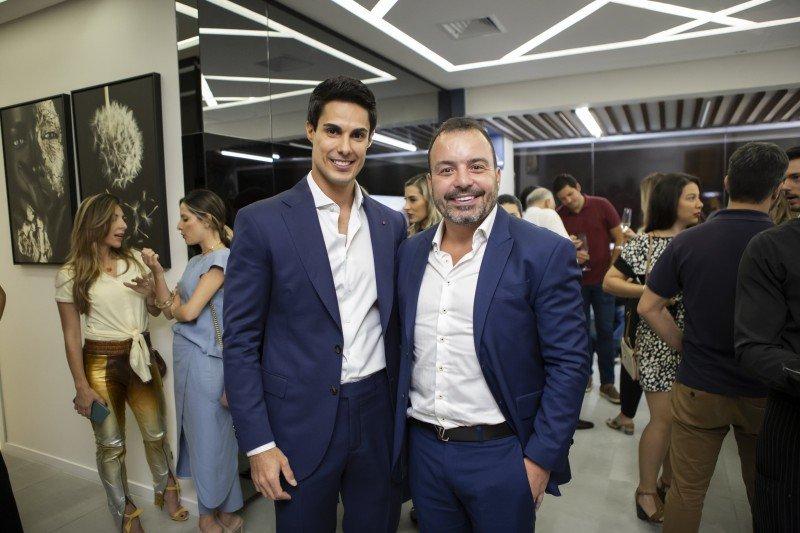 Dr. Rafael Pessanha e Thiago Volpi
