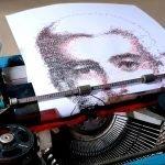 """Hal Wildson: """"A máquina de escrever é um objeto simbólico para a representação do ato de reconstruir memórias"""""""