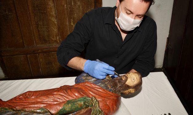 """Museu de Arte Sacra de São Paulo apresenta imagem de """"Paulo – O Apóstolo"""""""