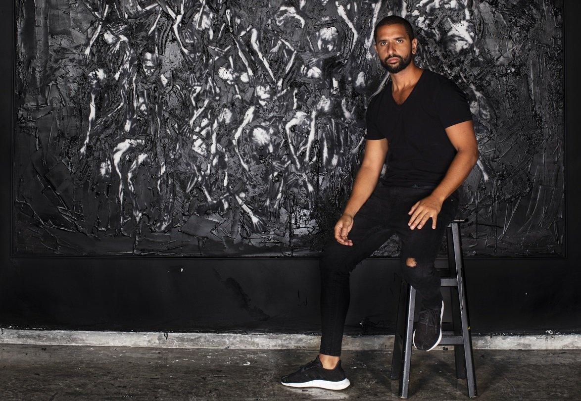 """Gabriel Wickbold prorroga a exposição """"Surface"""" no Museu de Arte Brasileira da FAAP"""