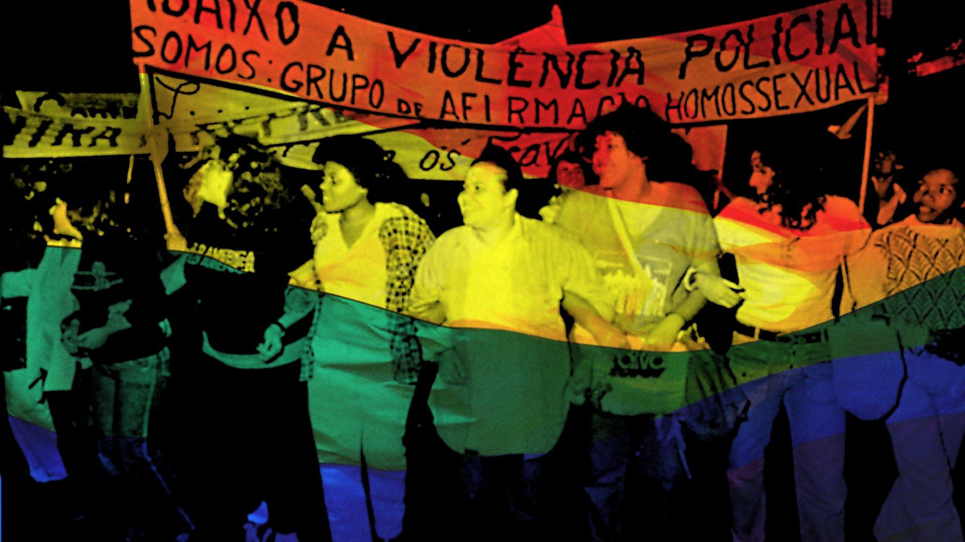 """Mostra """"Orgulho e Resistências: LGBT na Ditadura"""" está em cartaz no Memorial da Resistência, em São Paulo"""