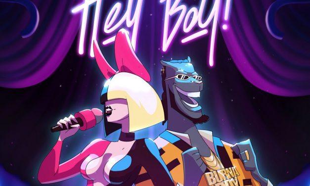 """Sia divulga nova versão de """"Hey Boy"""" com participação de Burna Boy"""