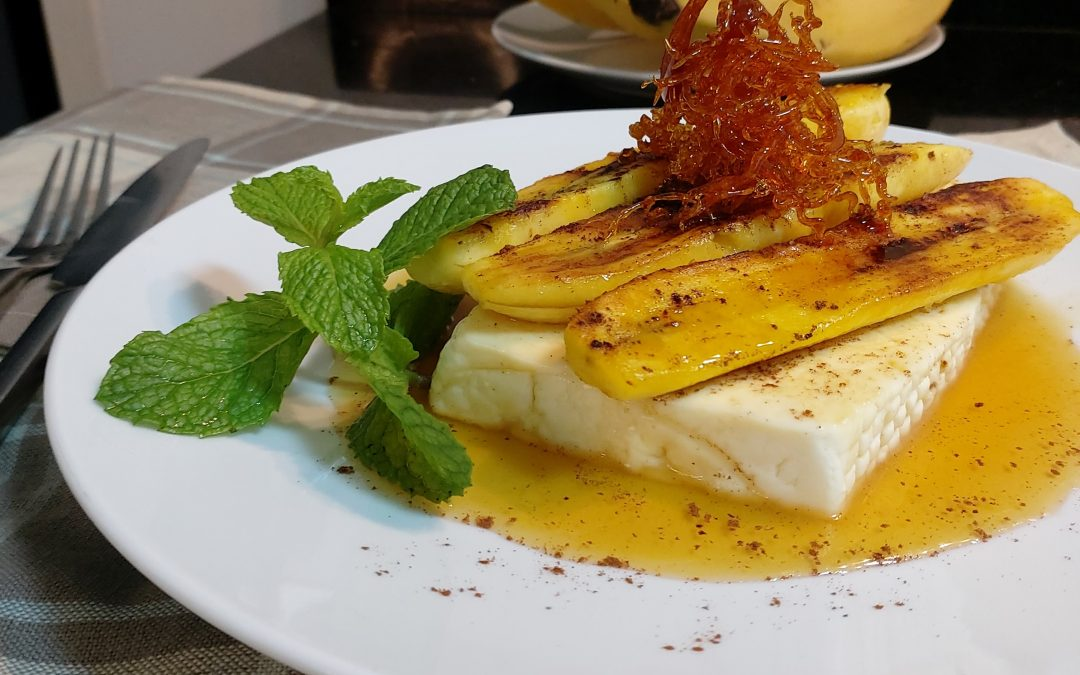 "Aprenda a fazer uma deliciosa ""cartola"" com banana da terra"
