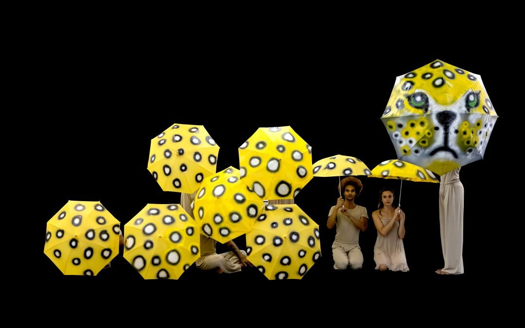 """Espetáculo """"Goitá"""" da Cia de Dança Cisne Negro homenageia o mamulengo no Teatro J. Safra"""
