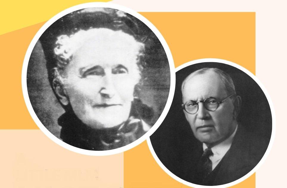 Mr. McConnell e Mrs. Albee – Os primeiros influenciadores da beleza