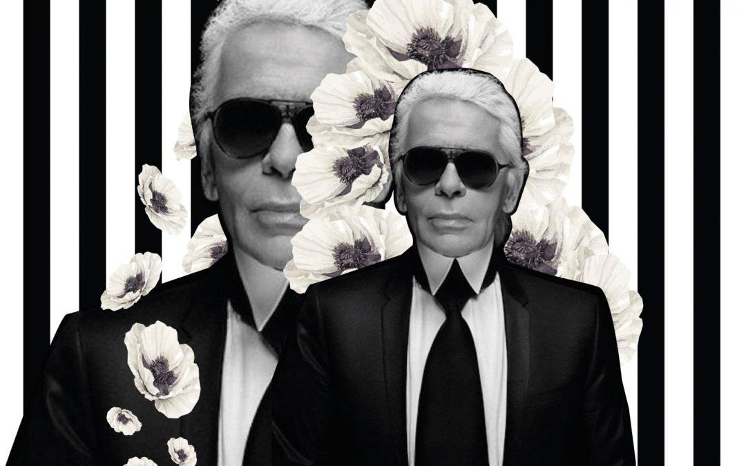 Um dia com Karl Lagerfeld na Maison Chanel