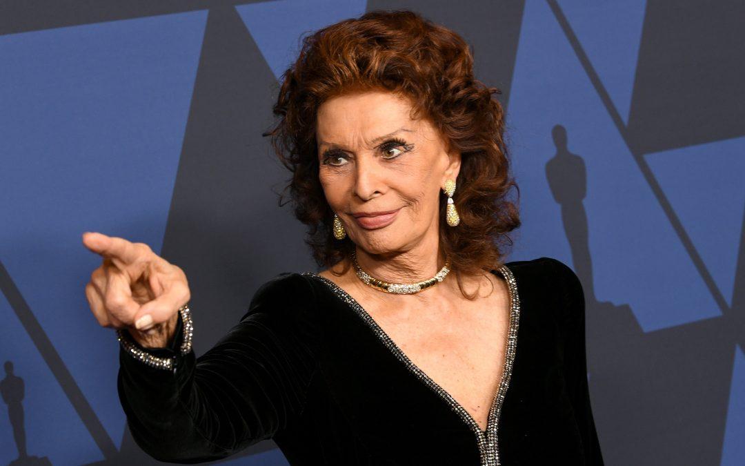 Por que uma indicação de Sophia Loren ao Oscar não deve ser descartada?