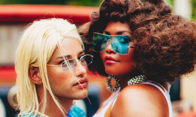 """Gaby Amarantos e Jaloo falam sobre relacionamento tóxico no clipe """"Tchau"""""""