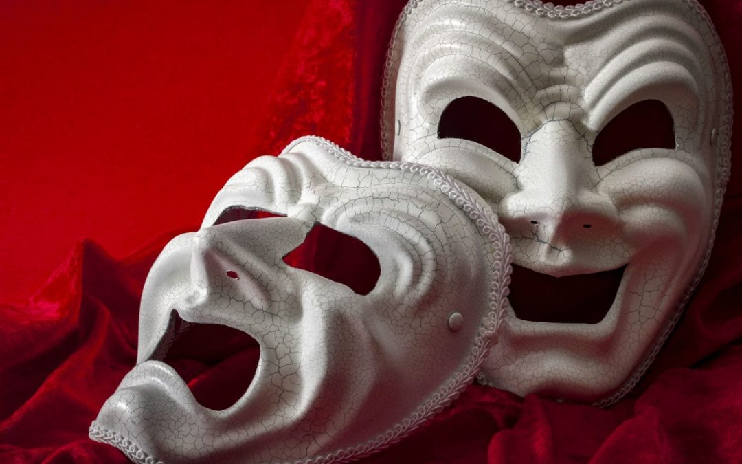 Maquiagem teatral – Máscara do teatro atual?