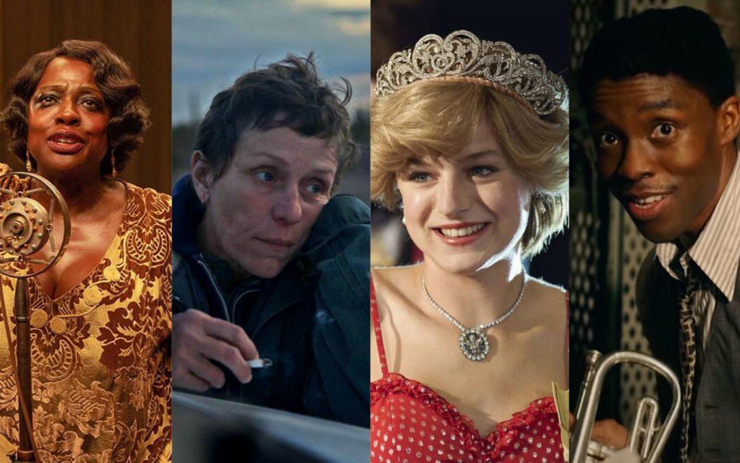 As surpresas e divergências entre os indicados ao SAG Awards e Globo de Ouro 2021