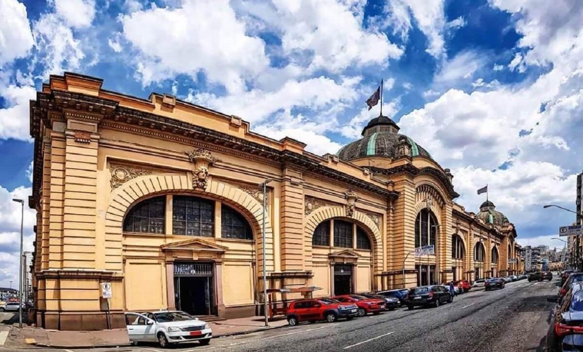 Mercado Municipal de São Paulo e suas inúmeras opções de gastronomia