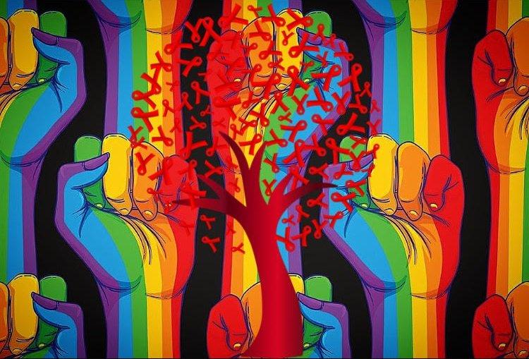 """""""HIV/AIDS: ame+, cuide+, viva+"""" é o tema da Parada do Orgulho LGBTQIA+ de São Paulo deste ano"""