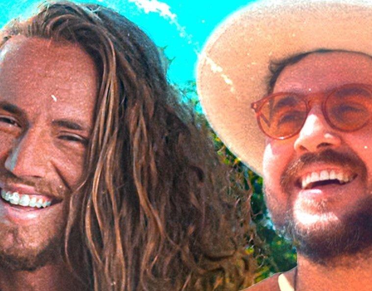 """Rodrigo Suricato e Vitor Kley lançam clipe de """"A Dois"""""""