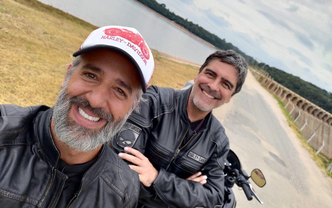APAIXONADOS POR MOTOCICLISMO, IKE LEVY E JUNNO ANDRADE SE ASSOCIAM À HARLEY-DAVIDSON DO BRASIL