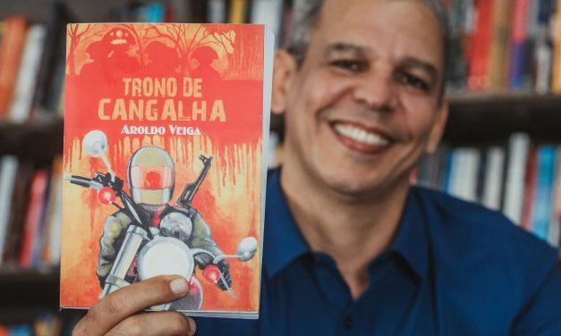 """LAMPIÃO E CANGACEIROS INSPIRAM """"TRONO DE CANGALHA"""", OBRA AMBIENTADA NO CANGAÇO"""