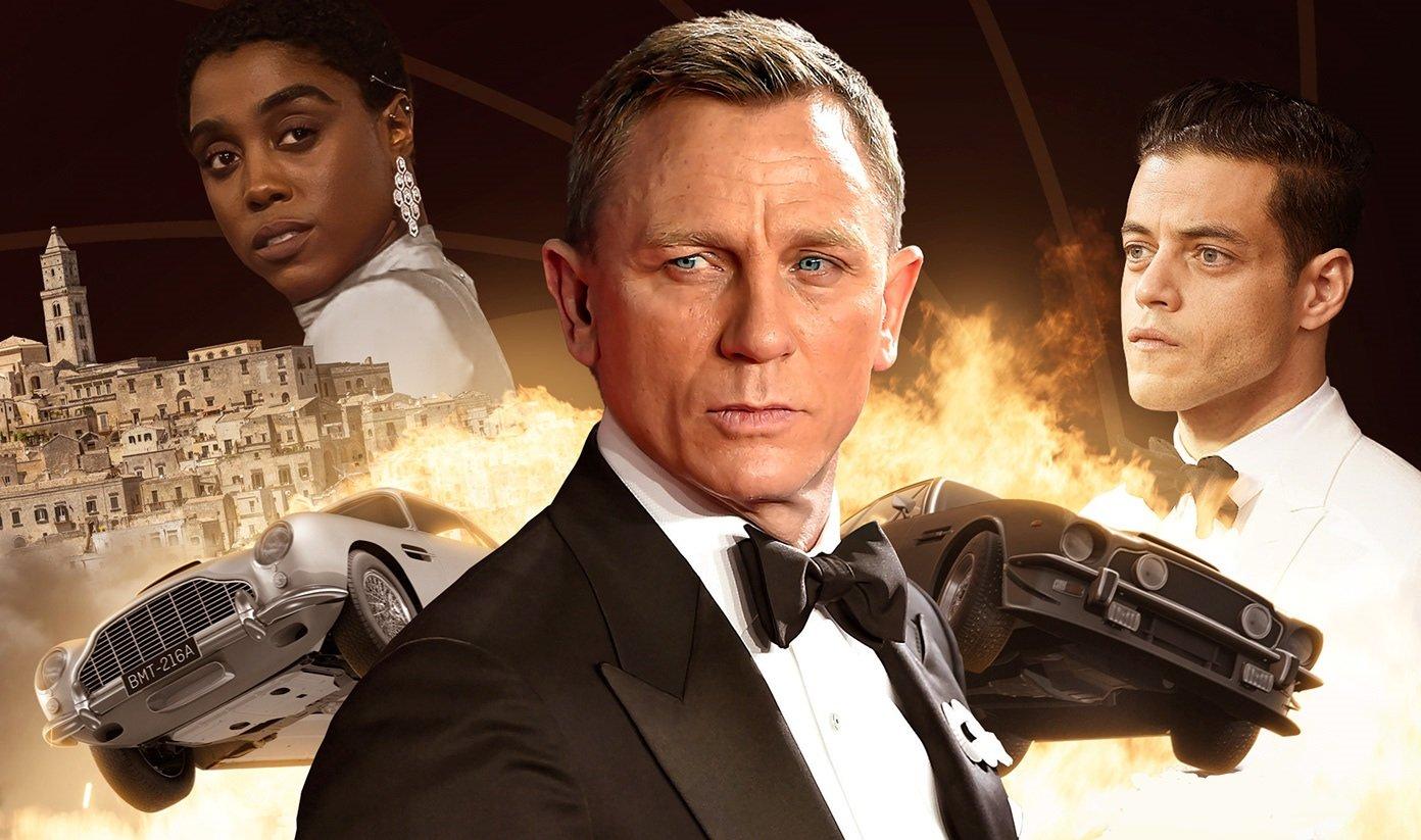 '007: SEM TEMPO PARA MORRER' NOS DEIXA SEM TEMPO PARA RESPIRAR